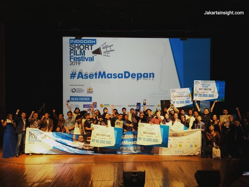 INDODAX Umumkan 5 Pemenang Festival Film Pendek Bertema Kripto Aset 'ISFF 2019'