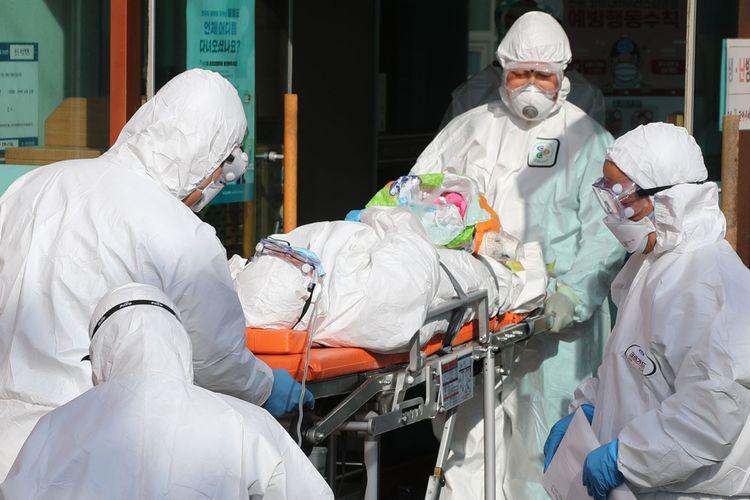 Terkait Corona : AS Catatkan 4491 Kasus Kematian Dalam Kurun Waktu 24 Jam