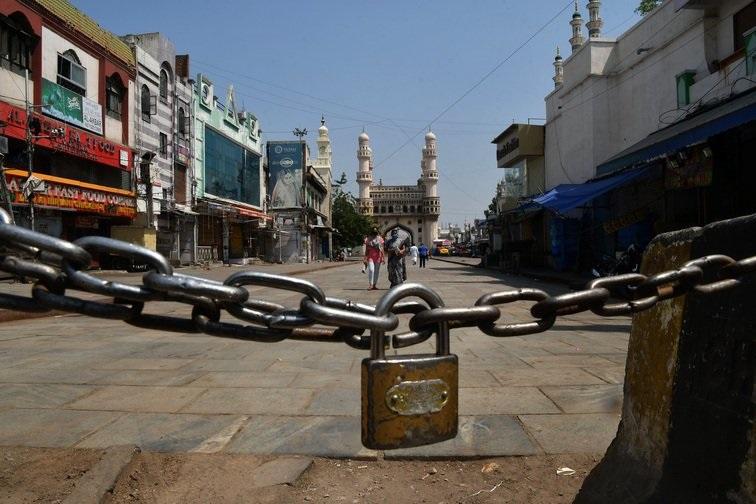 Ckckck! Satu Bulan Lockdown Kasus Positif Covid-19 di India Mencapai 27.892 Kasus
