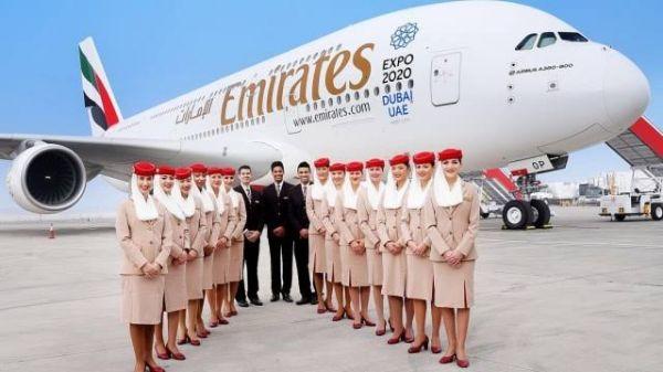 Emirates PHK Ribuan Karyawan
