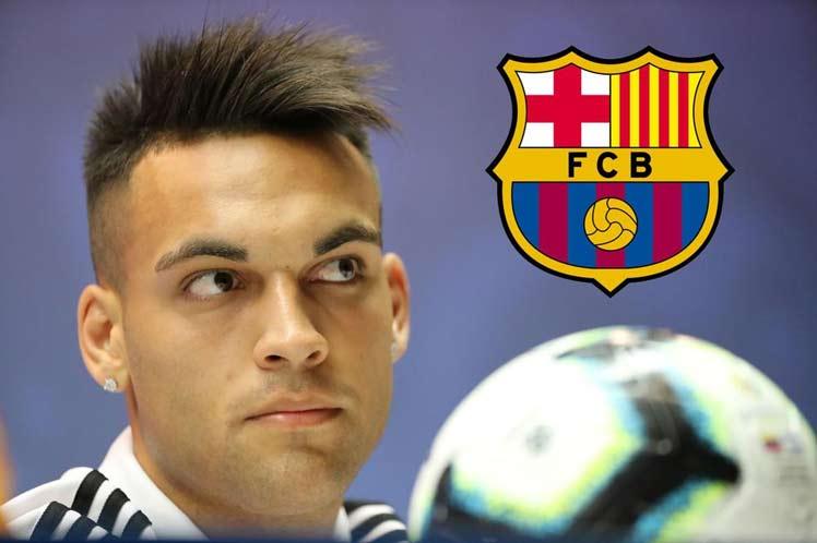 Lautaro Martinez Sepakati Kontrak Personal dengan Barcelona Durasi 5 Musim