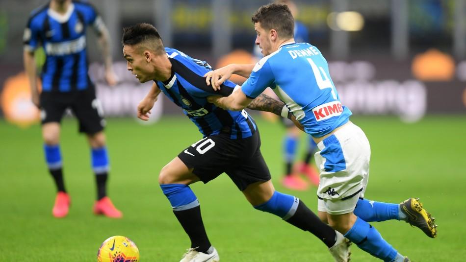 Rentet Fakta Jelang Laga Semifinal Coppa Italia Napoli vs Inter Milan