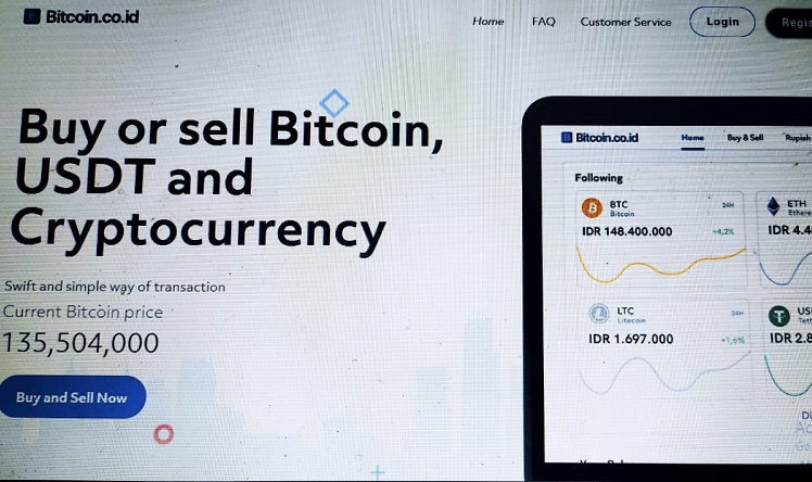 Mudahkan Transaksi Kripto Pemula, Indodax Kembali Rilis Platform Bitcoin.co.id