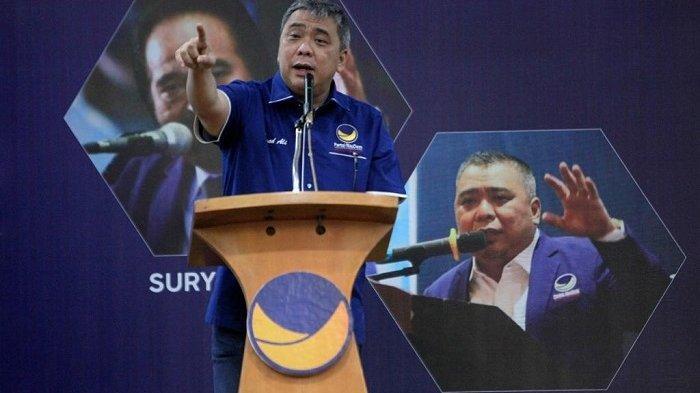 Respon Postingan Amien Rais, Waketum NasDem : Jokowi Marah Manusiawi