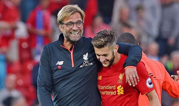 Klarifikasi Klopp Soal Masa Depan Lallana di Liverpool