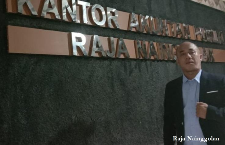 Raja Nainggolan : Praktik Rekanan Kantor Akuntan Publik dengan Bank Plat Merah Melawan UU dan Sarat Kepentingan