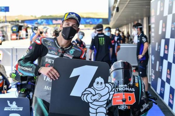 Juara di Jerez, Quartararo Seakan Menjawab Kepercayaan Yamaha