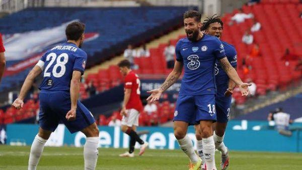 Hempaskan MU di Semifinal, Chelsea Jaga Asa Juarai Piala FA