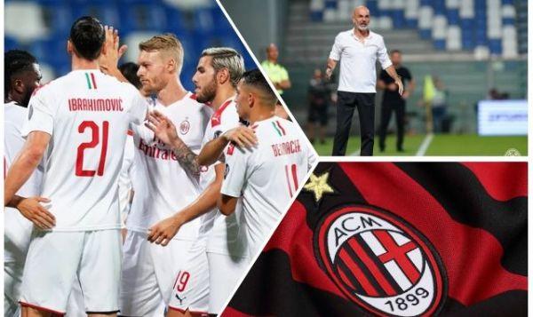 Dua Gol Ibrahimovic Bawa Milan Taklukkan Sassuolo 2-1