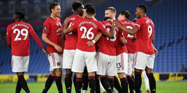 Bermain Imbang MU Naik ke Posisi Ketiga Klasemen Liga Inggris