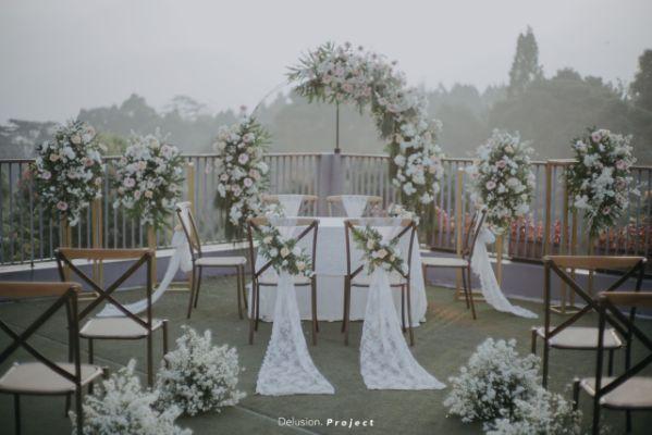 Pesona Alam Resort and Spa Luncurkan Paket Wedding Bertajuk #akadajadulu untuk Generasi Milenial