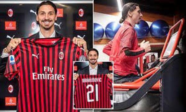 Setelah Perkenalkan Jersey Baru AC Milan, Bagaimana Masa Depan Ibrahimovic?