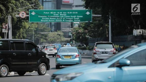 Pemprov DKI Akan Segera Berlakukan Kembali Ganjil-Genap Mobil Pribadi, Berikut Penjelasannya!
