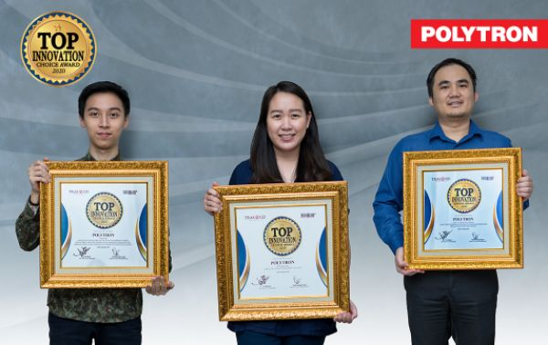 Polytron Raih Penghargaan Top Innovation Choice Award 2020