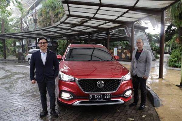 MG HS, Line-Up Terbaru Morris Garage Indonesia Yang Siap Bersaing di Segmen SUV