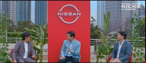 Nissan Kicks e-POWER Resmi Meluncur di Indonesia!
