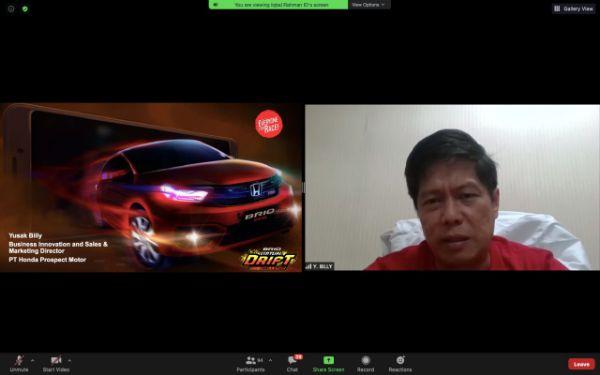 HONDA Luncurkan Mobile Game BRIO VIRTUAL DRIFT CHALLENGE di Indonesia, Jangan Lupa Ada Kompetisinya Juga Loh!