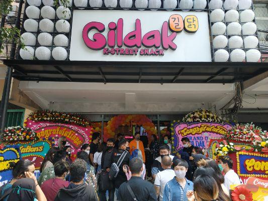 Gildak, Jajanan Pinggir Jalan ala Korea Hadir di Jakarta