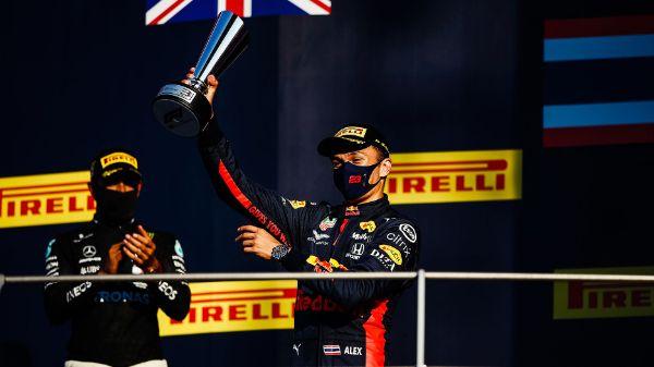 Alex Albon Persembahkan Podium untuk HONDA Pertama Kalinya di GP Tuscany