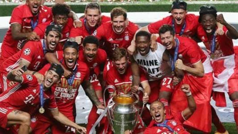 Bayern Muenchen Juara Piala Super Eropa 2020