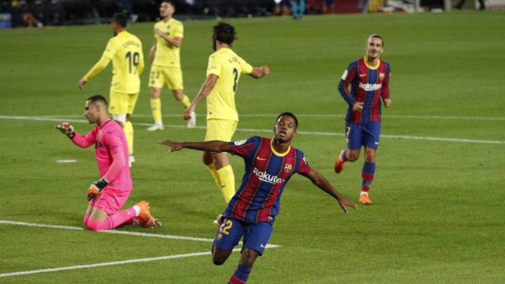 Barcelona Awali Langkah Meyakinkan Usai Kalahkan Villarreal 4-0