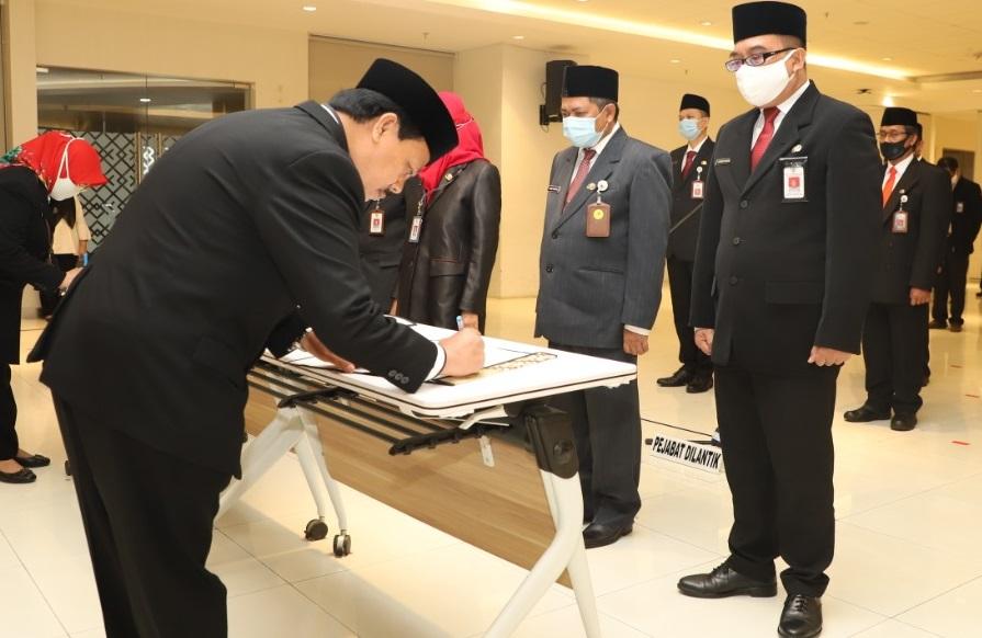 Reformasi Birokrasi, Kepala Perpusnas Terbitkan SOTK Baru
