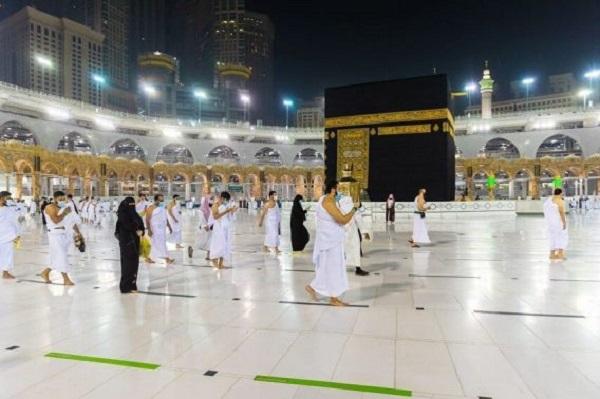 Klaim Saudi Soal Kasus Corona Pasca Dibuka Kembali Pelaksanaan Umrah