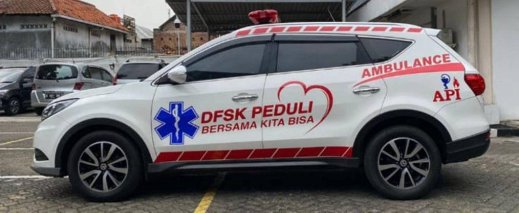 Glory 580 Siap Jadi Ambulans VIP untuk Konsumen Indonesia
