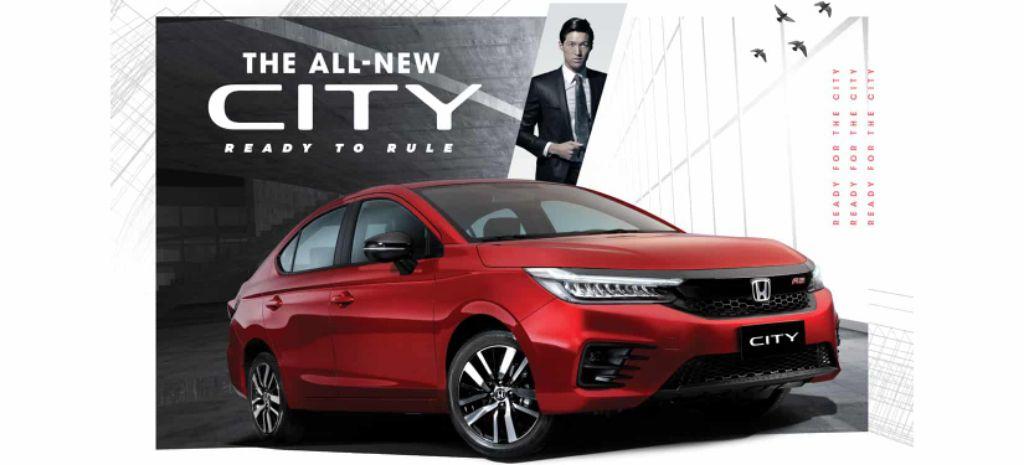 All New Honda City Generasi ke-5 Siap Mengaspal di Filipina, Lengkap dengan Fitur Terbaru nan Canggih!