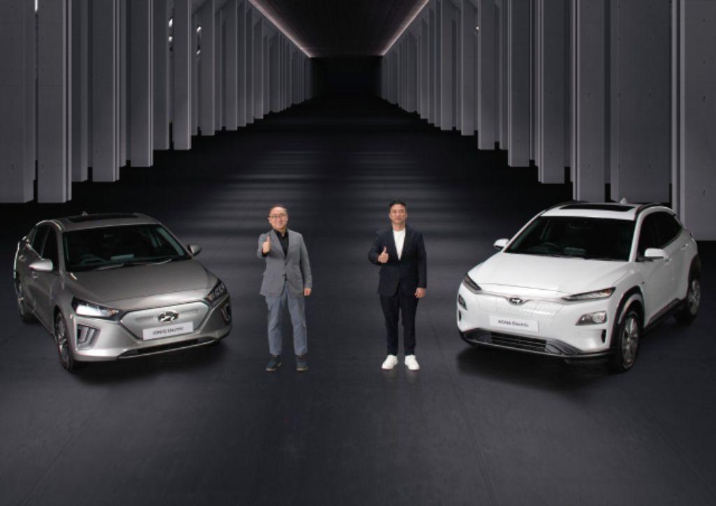 IONIQ dan KONA Electric, Ini Mobil Listrik Teranyar dari Hyundai Motors Indonesia!