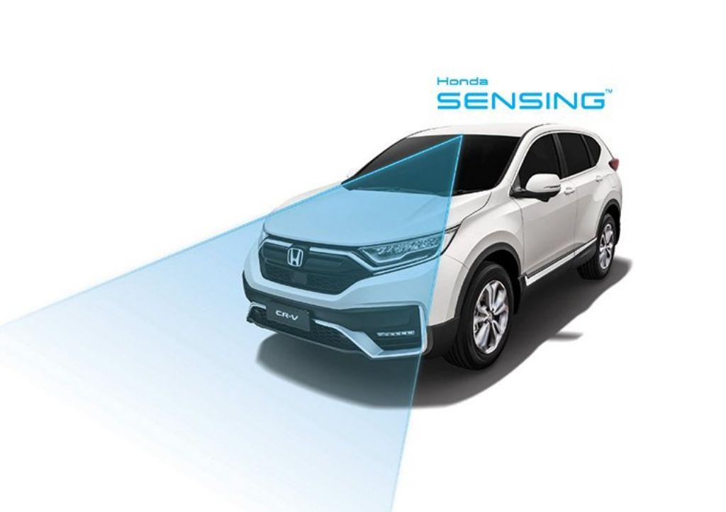 HONDA CR-V Terbaru Berteknologi SENSING Resmi Meluncur di Malaysia