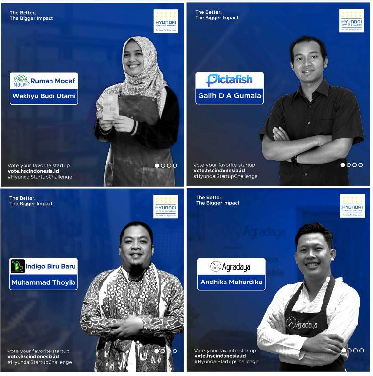 HMMI Umumkan 5 Pemenang Start-Up Challenge