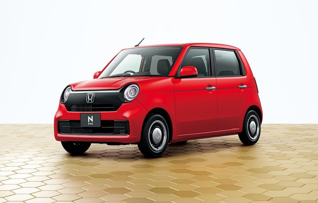 Honda Pasarkan Mobil Kecil All New 'N-ONE'