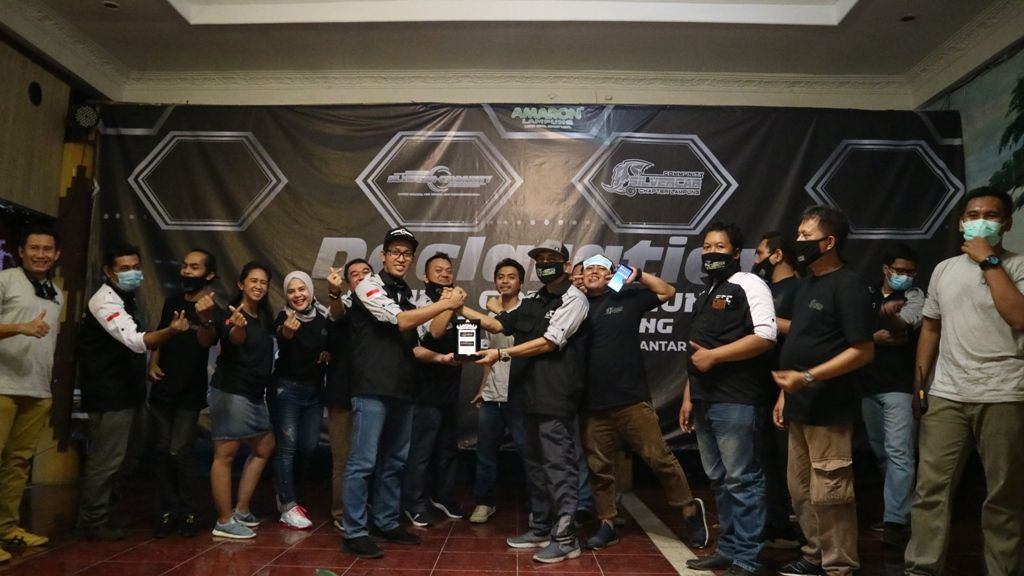 Silver Car Community Deklarasikan Chapter Lampung