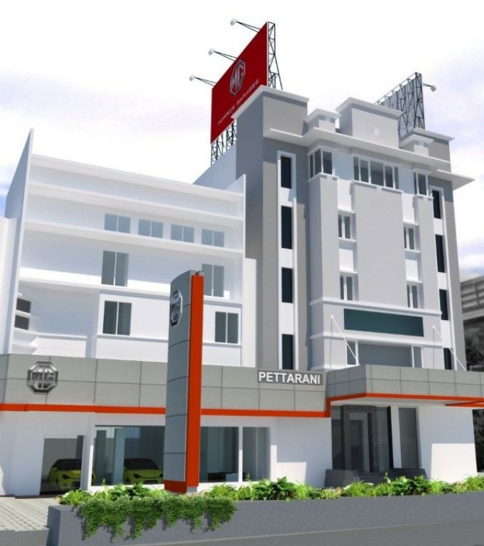 Jangkau Konsumen Indonesia Tengah, MG Resmikan Outlet Baru di Makassar