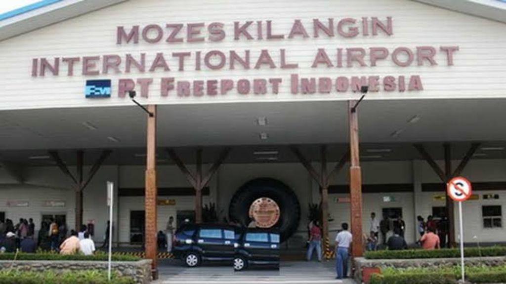 Koordinator FPM:  Kami Menduga Terjadi Praktek Monopoli di Bandara Timika!