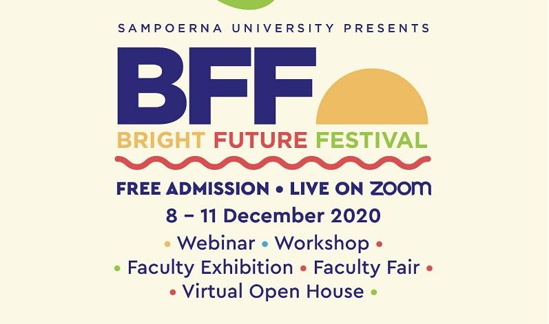 Bright Future Festival : Peran Aktif Sampoerna University Cetak Generasi Muda Berkualitas