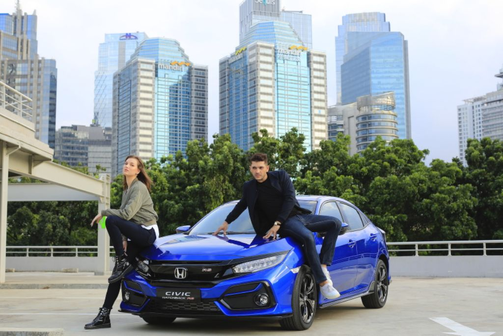 Honda Raih Sepuluh Penghargaan dalam Gridoto Award 2020