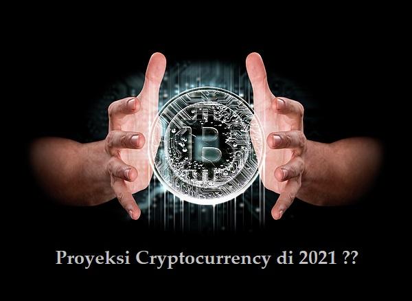 Proyeksi Pergerakan Bitcoin cs di 2021 Versi Pakar Cryptocurrency