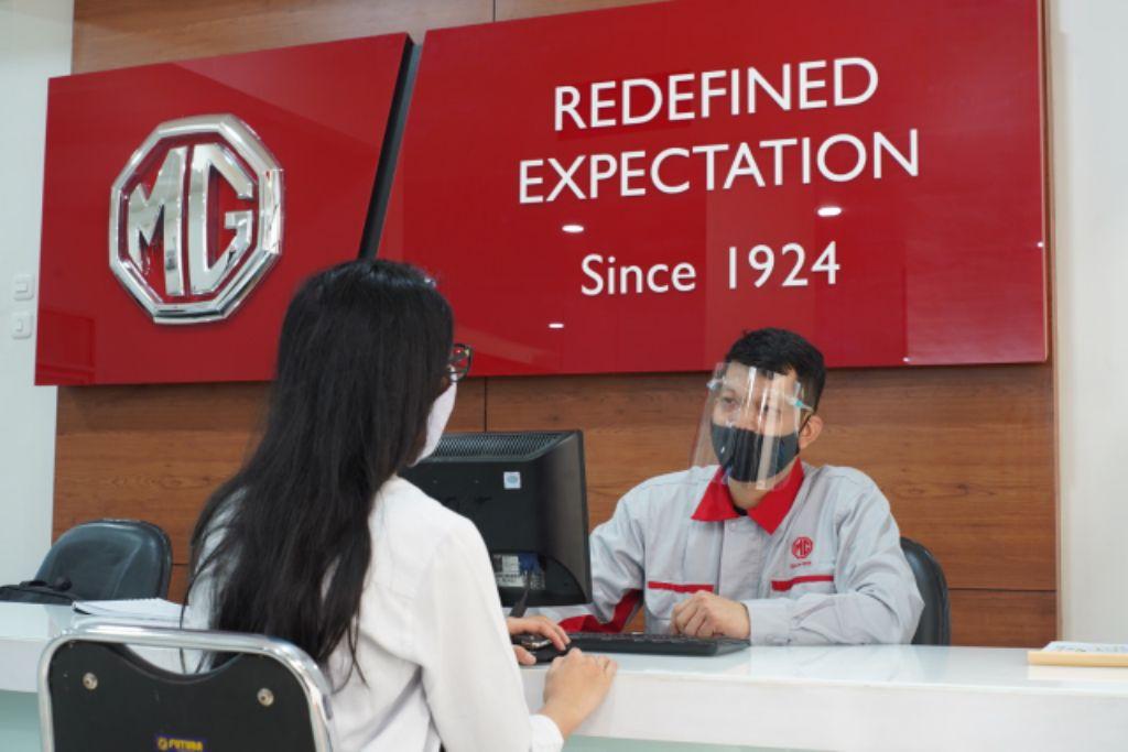 Layanan Purna Jual MG Semakin Lengkap dengan Hadirnya MG Care