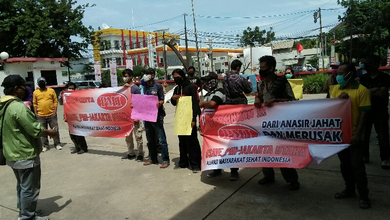 Didemo Soal Alkes, PMI Jakarta Utara: Semua Alat Hibah!