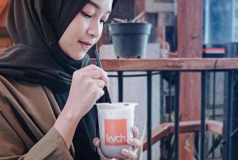 Kuch2HoTahu Rilis Minuman Kekinian Dengan Toping Tahu 'KVCH Drink'