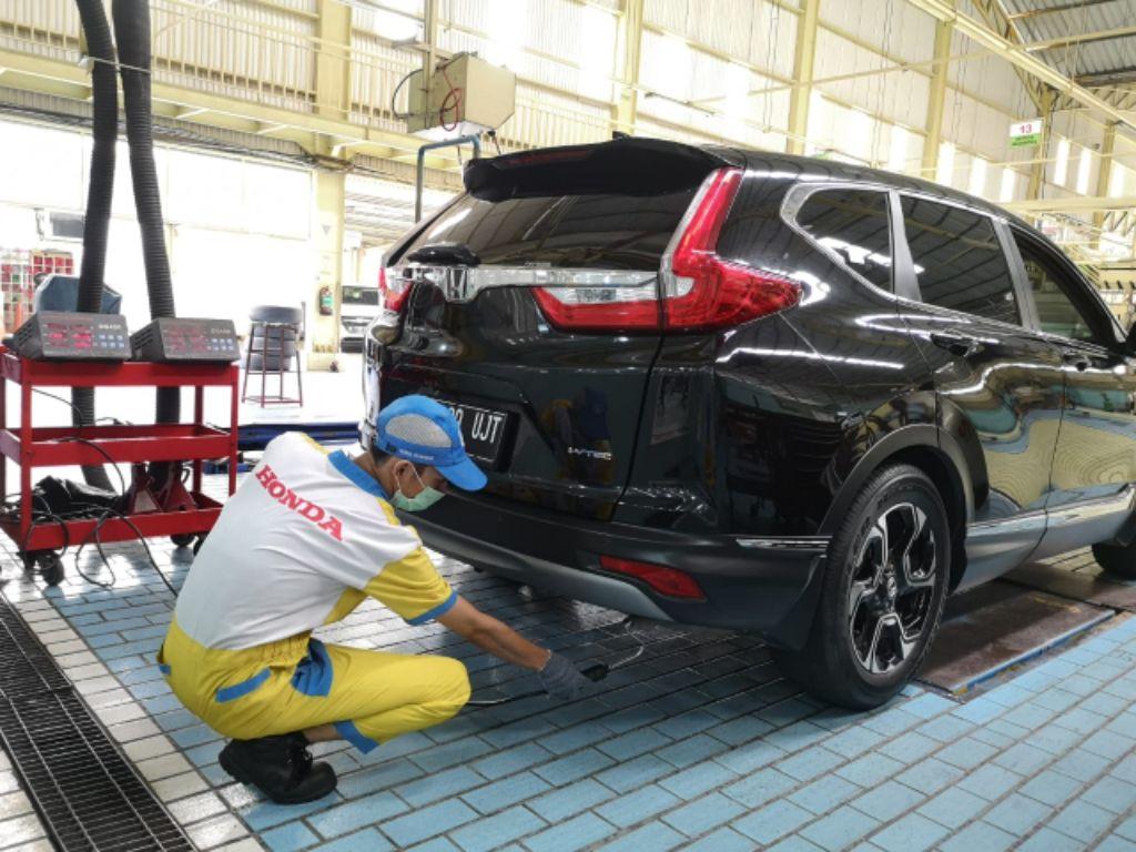 23 Dealer Resmi Honda Sediakan Fasilitas Uji Emisi Gratis, Dimana Sajakah?