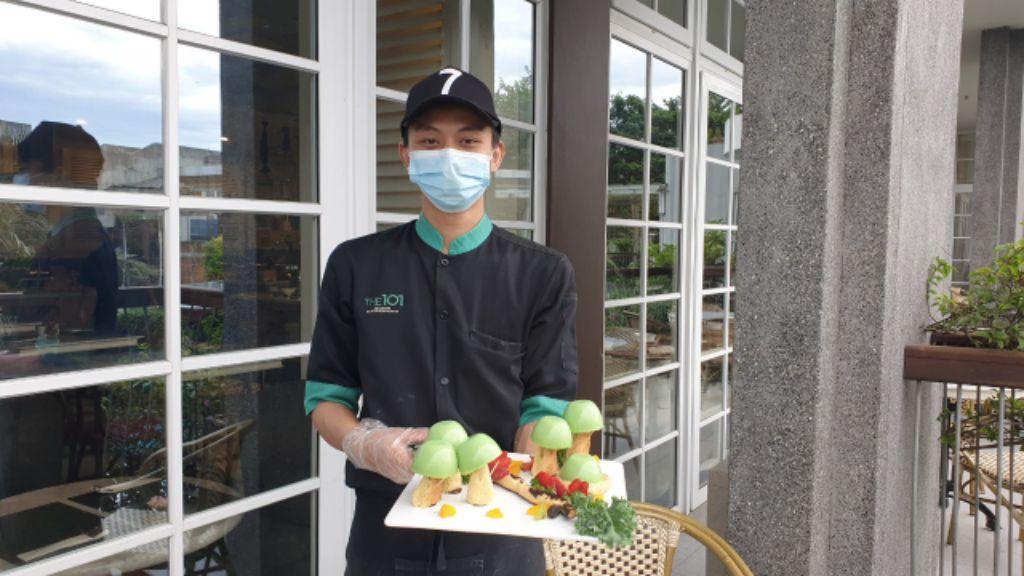 Sambut Hari Gizi Hotel THE 1O1 Bogor Sediakan Makanan Sehat dari Hydroponik