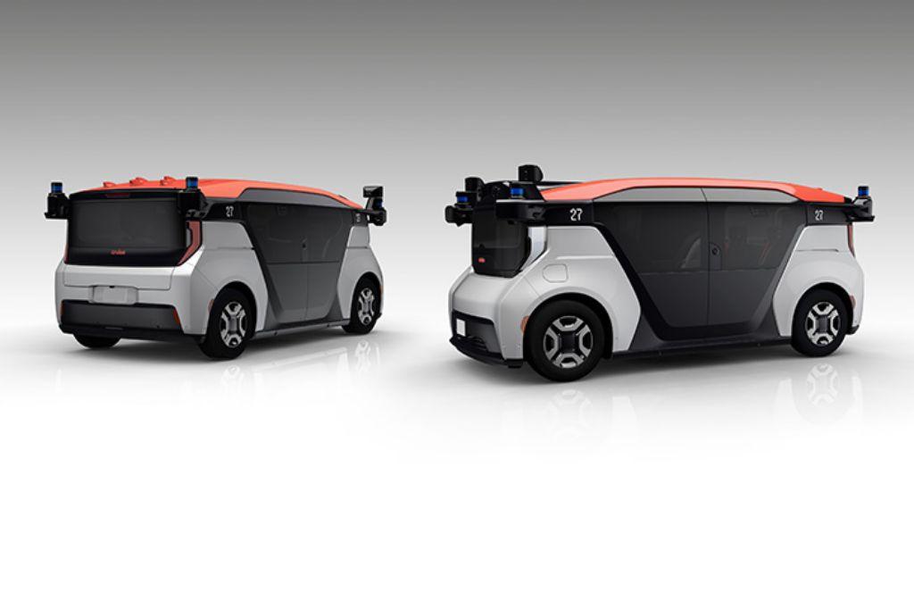 Honda Umumkan Kolaborasi 3 Perusahaan Kembangkan Kendaraan Otonom 'Cruise Origin'