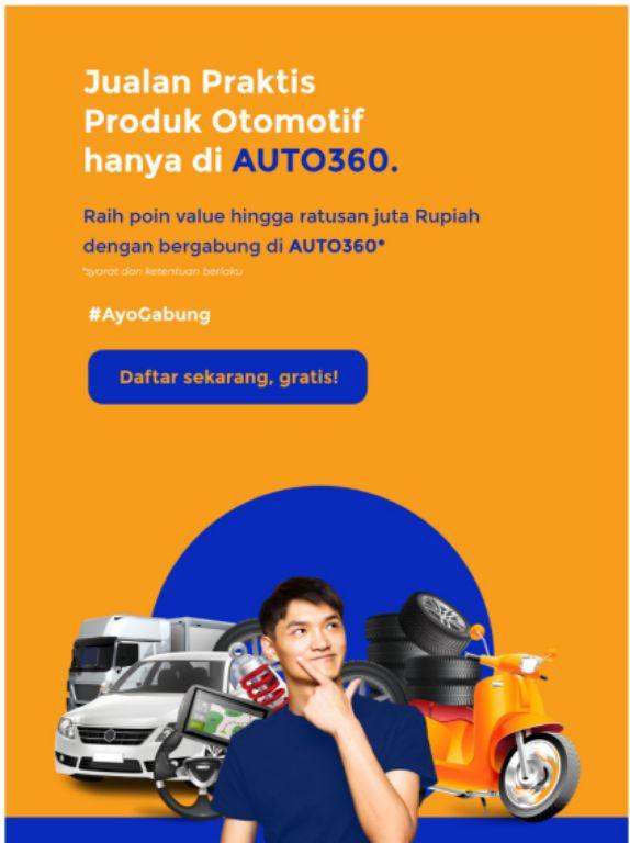 GAIKINDO Hadirkan AUTO360 Sebagai Solusi Terbaru dan Optimal dari GIIAS