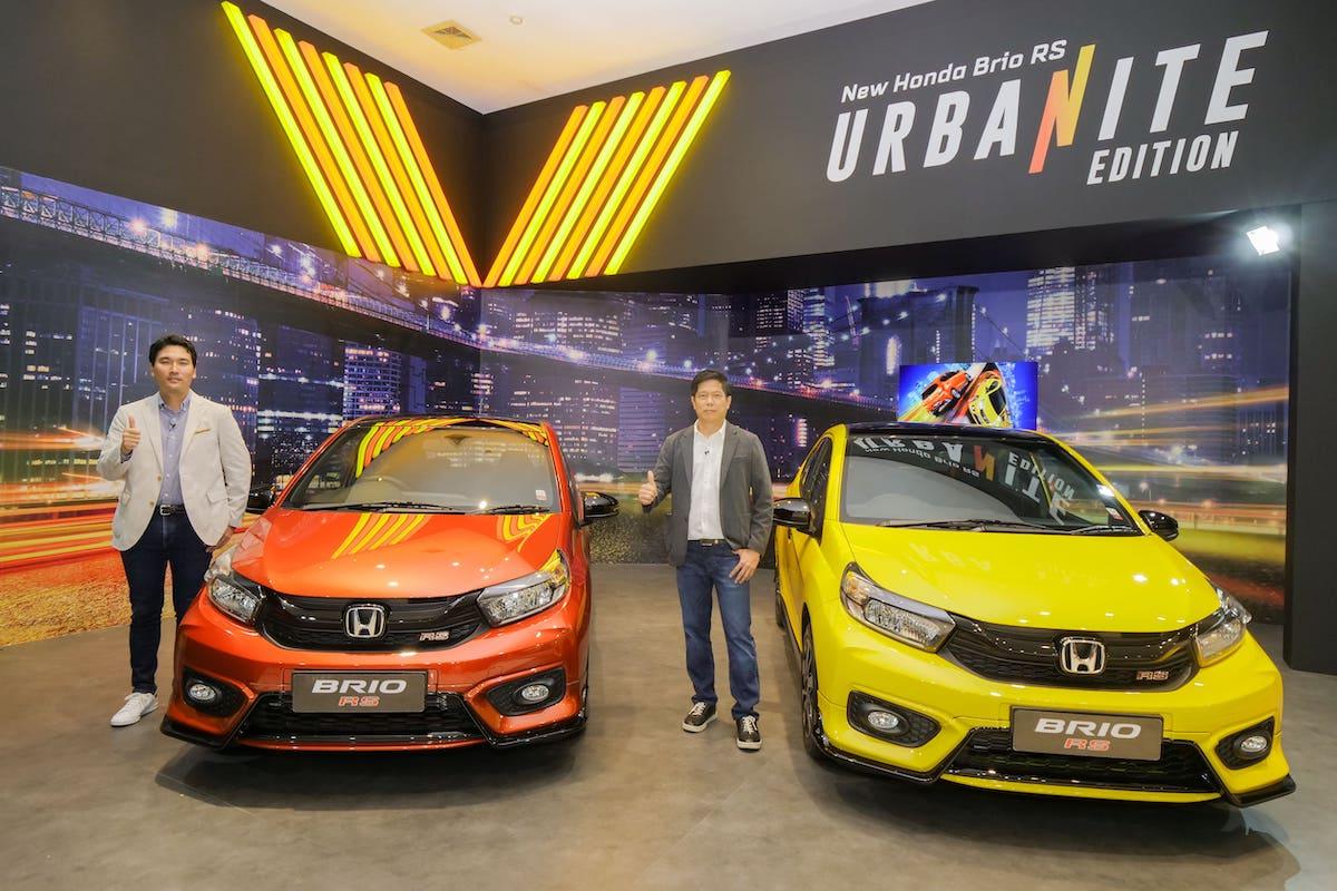 HONDA Luncurkan New BRIO RS URBANITE EDITION, Mobilnya Kaum Muda Millenial