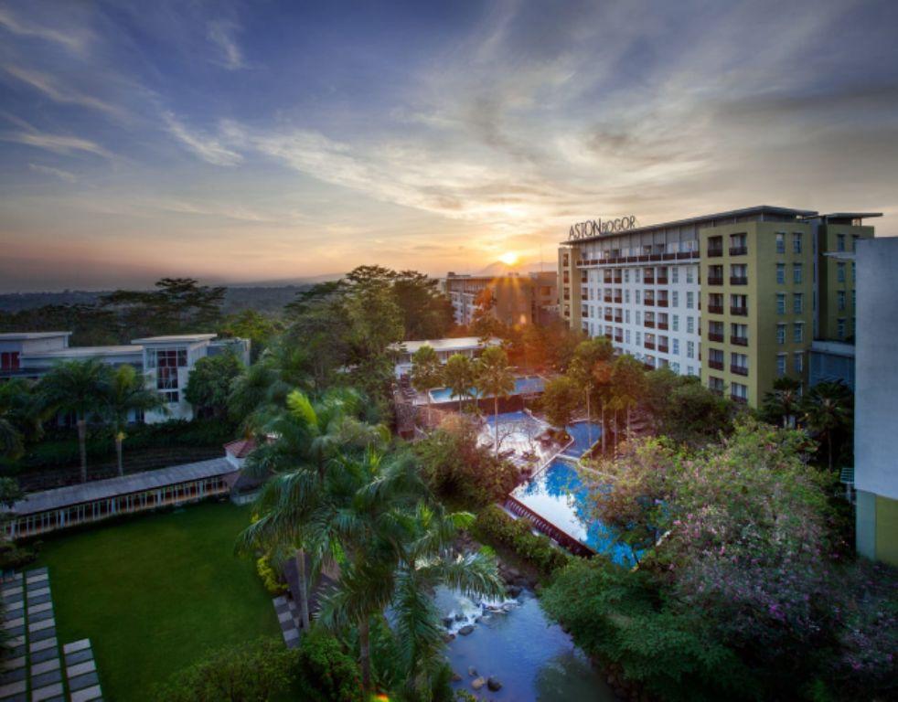 Nikmati Sop Buntut Balado Lengkap dengan Minuman Menyehatkan Ala ASTON Bogor Hotel and Resort