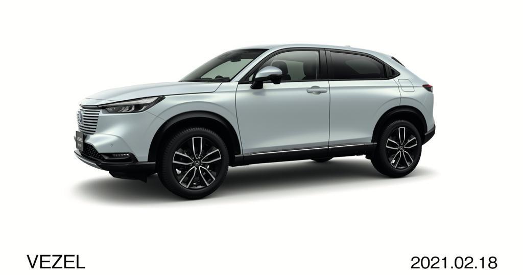 Honda Perkenalkan ALL NEW VEZEL, SUV dengan Mesin Hybrid  untuk Pertama-kalinya di Dunia