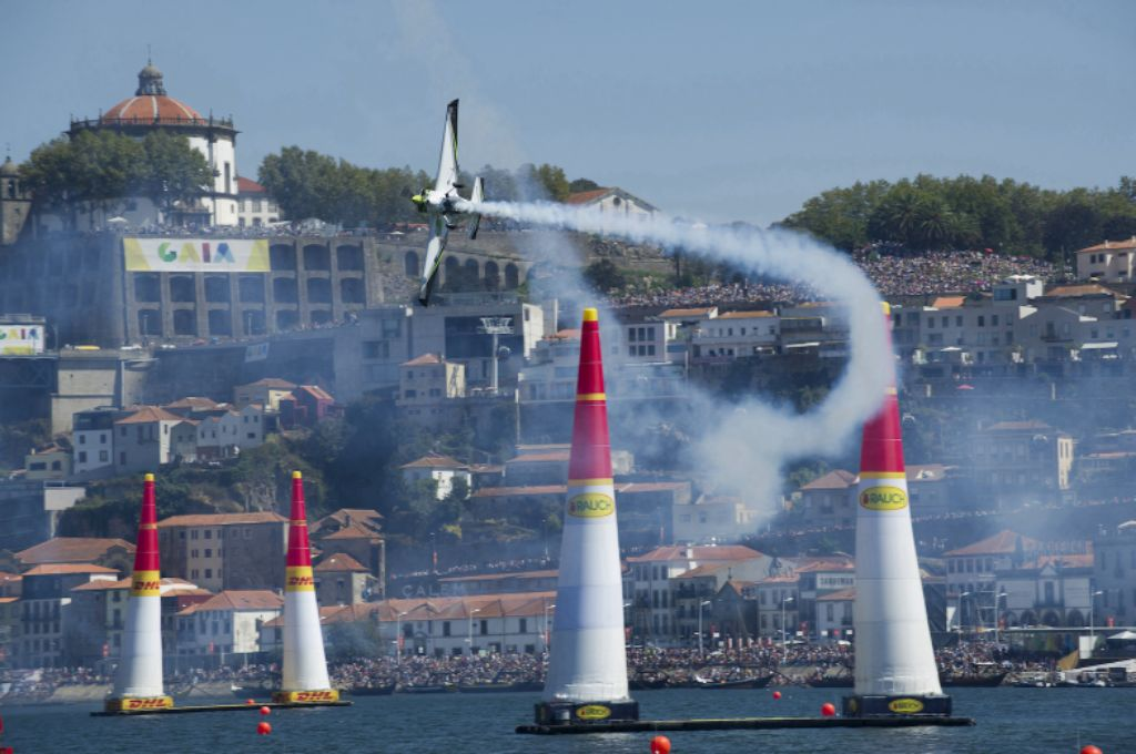 FAI Agrees Partnership with World Championship Air Race for New Global Series